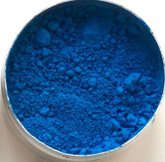 bleu de cobalt