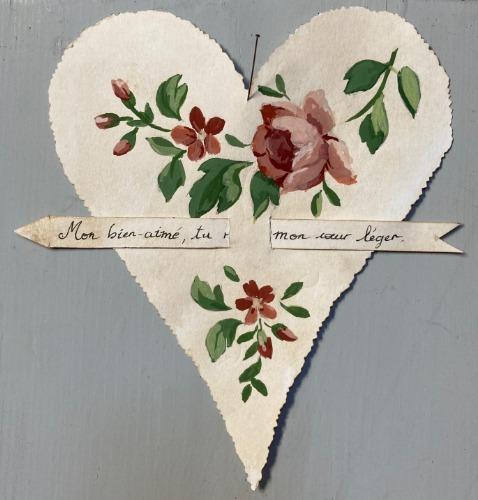 Carte cadeau pour Saint Valentin