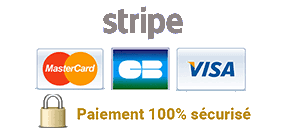 paiement stripe transparent